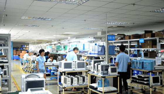 patient monitor factory