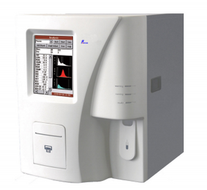 Auto Cbc Blood Cell Counter Haematology Analyzer