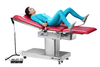 Hosipital Obstetric Gynecological Beds, Gynecological Exam Operating Table