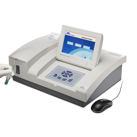 WHY8000D Clinical Biochemistry Analyzer